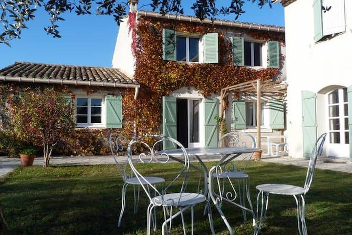 3 Chambres d'hôtes proche d'Avignon - Saze - Bed & Breakfast