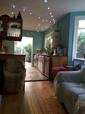 Victorian House, 20min to West End. - London - Bed & Breakfast