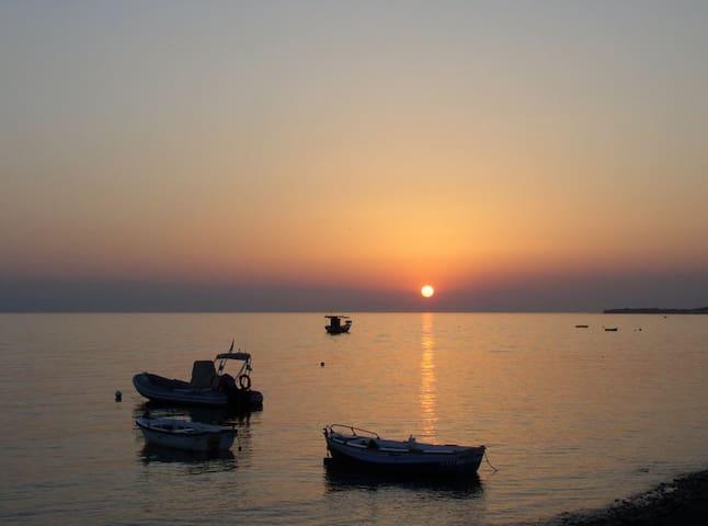 Luxury Seaside villa in Halkidiki  - Nea Plagia - Ev