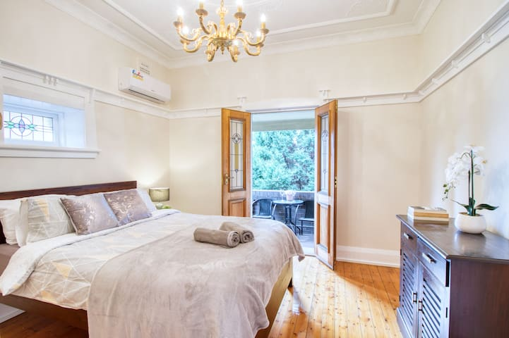 Charming House in Heart of Parramatta