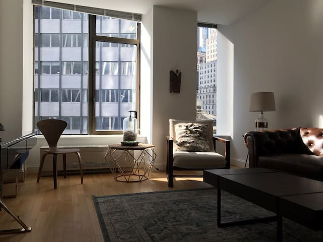 Comfortable place to stay, downtown Manhattan, NYC