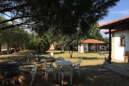Summer house at Halkidiki - Όρμος Παναγίας