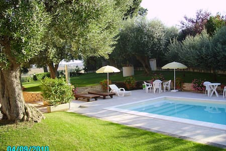CASALE IN CAMPAGNA CON PISCINA - Cingoli - House
