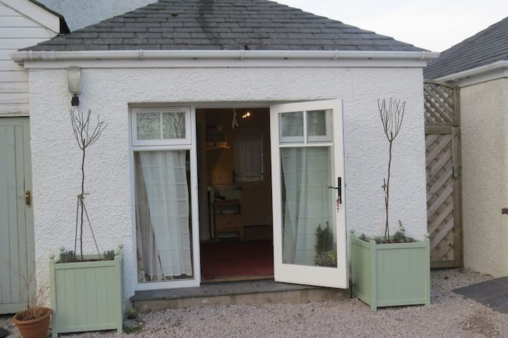 The Little Garden House - Field Broughton - Apartament