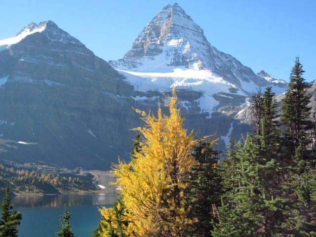 World class hiking in august