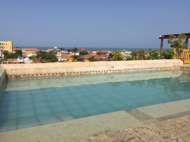 Magical &  Historical Apartment - Cartagena - Lejlighed