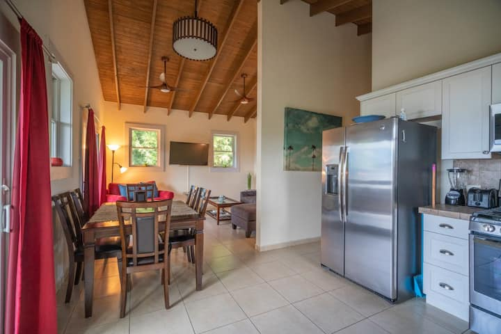 Top location to all of Rincon with beach access!