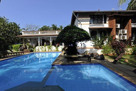 Divar Island Guest House retreat - Goltim