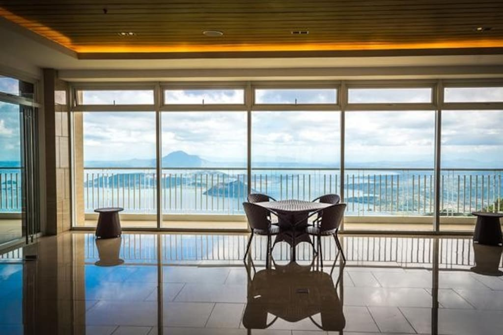 Wind Residences Sky Lounge