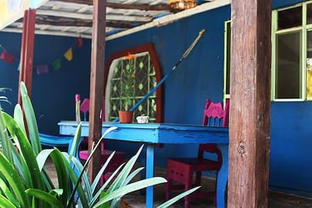 Beautiful Bungalow with garden view - Oaxaca