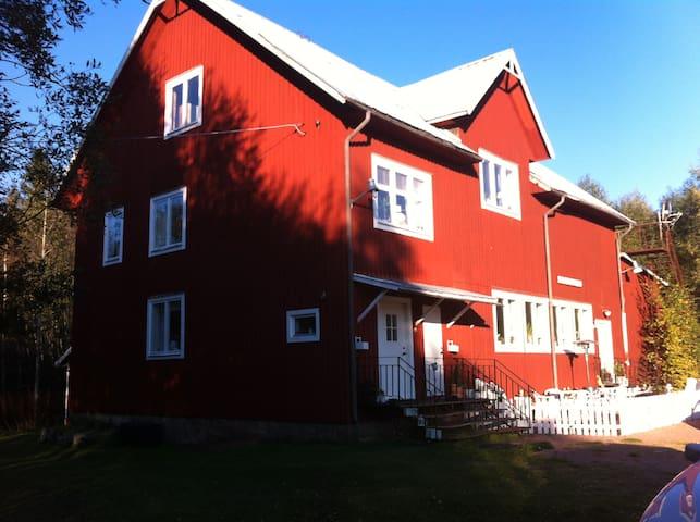 Seenahe Ferienwohnung 4 Pers. Sörbygden, Jämtland