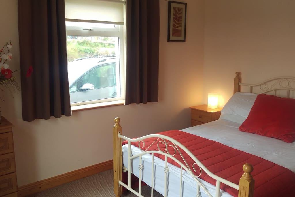 calming, tasteful bedrooms
