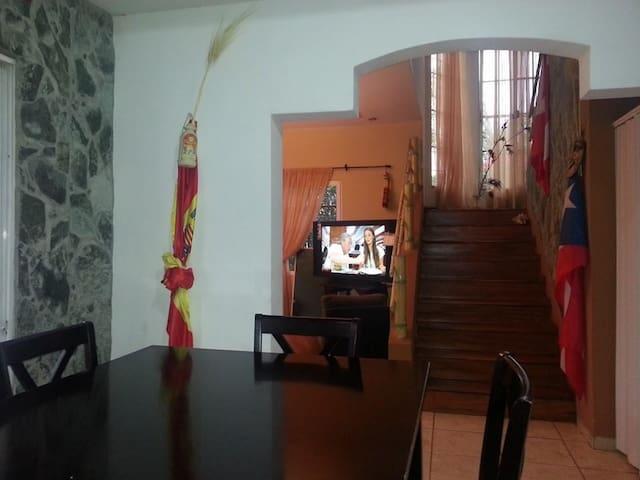 Dormitory in San Pedro Sula