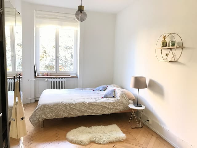 Cosy room in the center of Zurich!