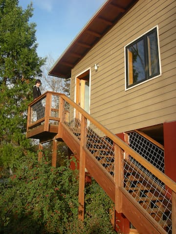 The Tree House - Eugene - Apartment