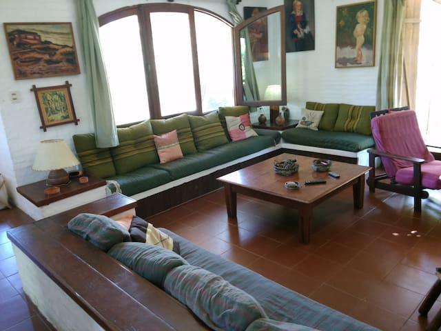 3habitaciónes acogedoras iluminadas - La Paloma - Dormitori compartit