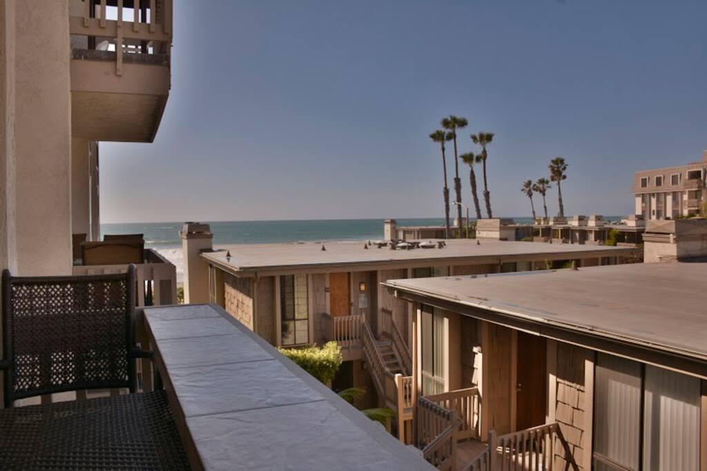 View from Condo balcony!!!