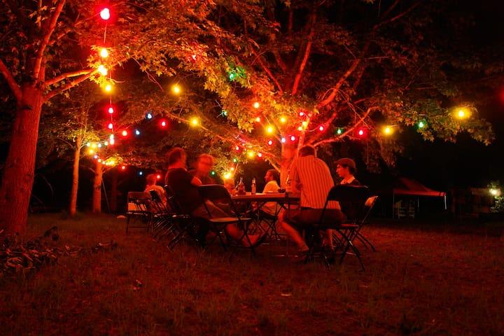 Colo Private Camping retreat