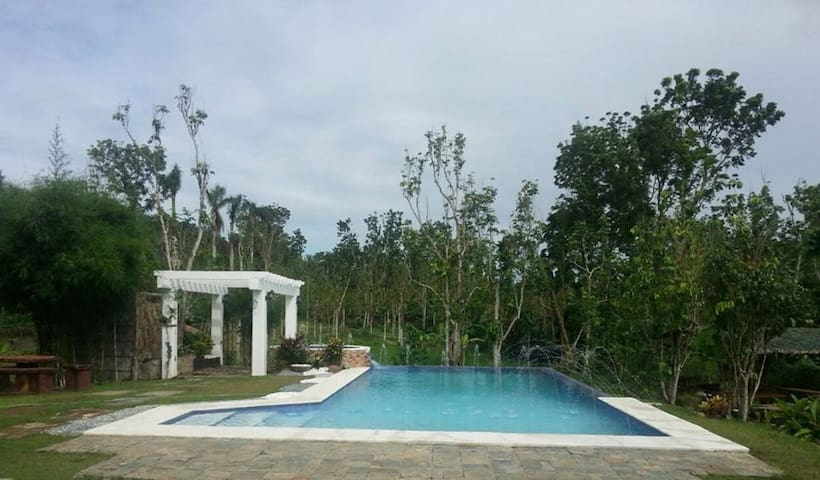 Sweet Escape from the City Hassle - Villa