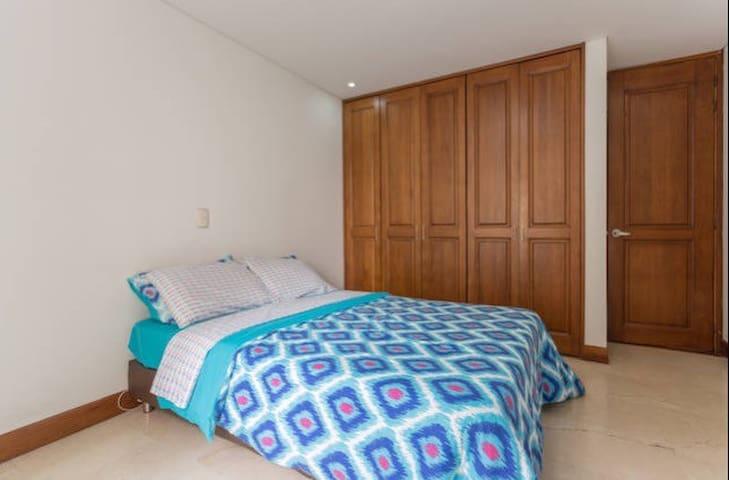 Cozy apartment The Real Medellin2 - Medellín - Hus