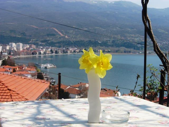 Villa Saraj - An amazing lake view - Ohrid - Villa