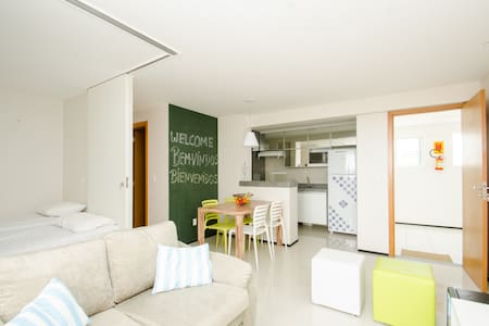 Recent apartment, good localization - Fortaleza - Wohnung