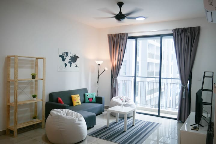 6 person@Kepong Superior Room Nearby Batu Caves