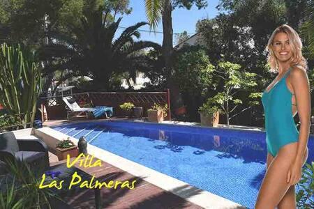 Palma Nova Beach 250m SeaView Villa