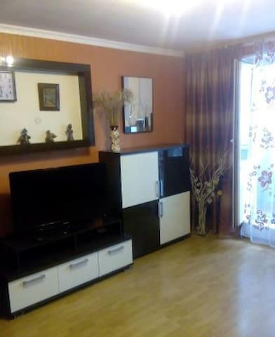 Квартира на Лебедянской - Moskva - Daire
