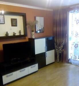 Квартира на Лебедянской - Moskva - Huoneisto