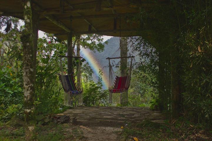 Hostal tranquilo en la naturaleza II