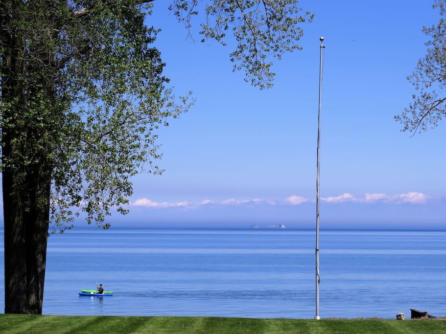 Beautiful Lake Huron