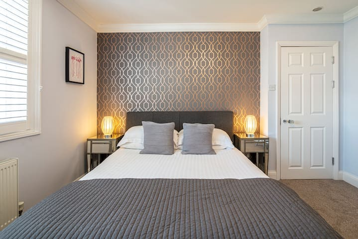 Lady H Room  at Hamiltons Boutique Hotel