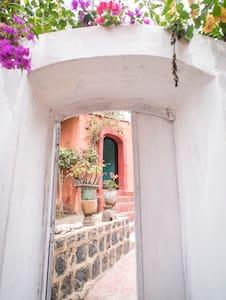 Belle maison, Ile de Ngor, Dakar