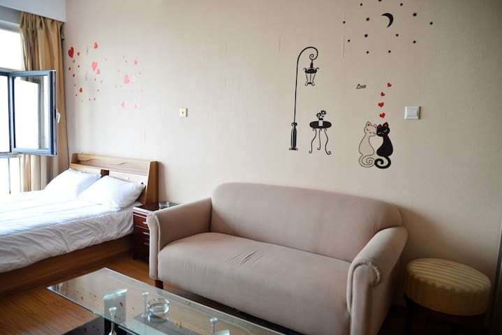 奥城商业广场酒店式公寓 - Tianjin - Apartment