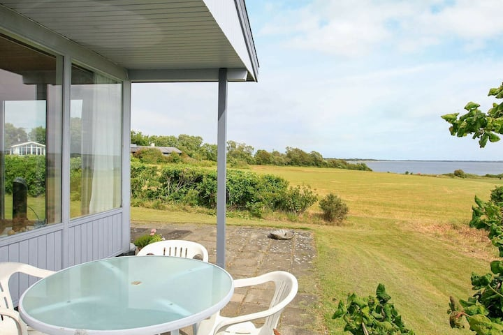 Spacious Holiday Home in Jutland With Seaview