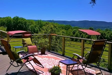 Breathtaking Berkshire Mt. Views! - Lee - House