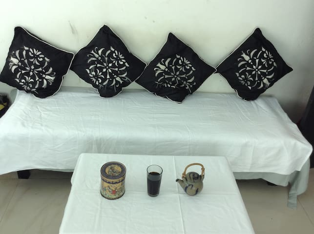 Peacefull appartment in the center of Pondicherry - Puducherry - Daire