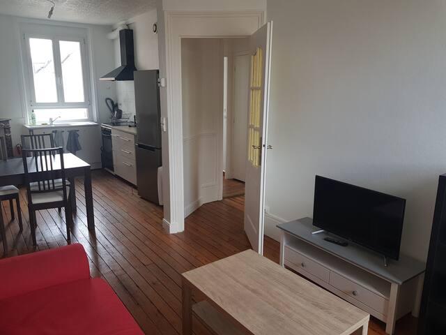 Appartement Compiègne proche gare