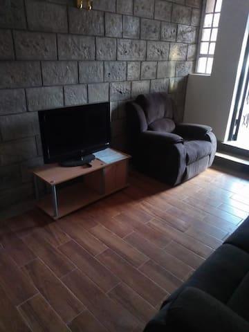 1 Bedroom Studio to Let in Runda Nairobi