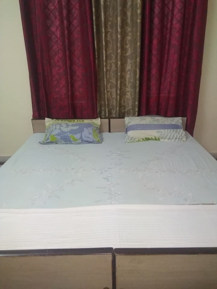 Two single beds can accommodate an additional guest too for extra charges
