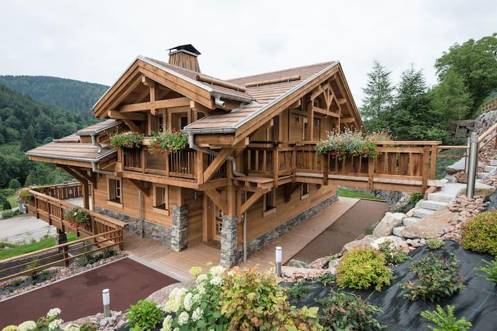 High standard Chalet La Noliere, La Bresse, Vosges