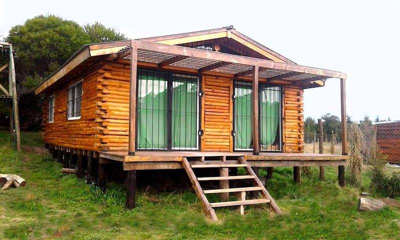 Cabaña Frente al Bosque