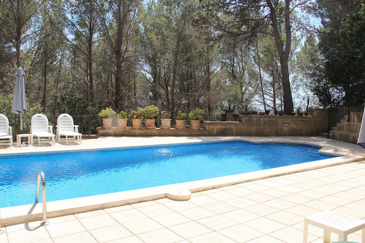 Villa 37 in Andratx with private pool