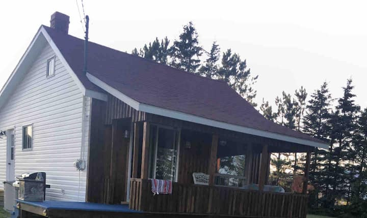 Cocagne New-Brunswick ocean view cottage