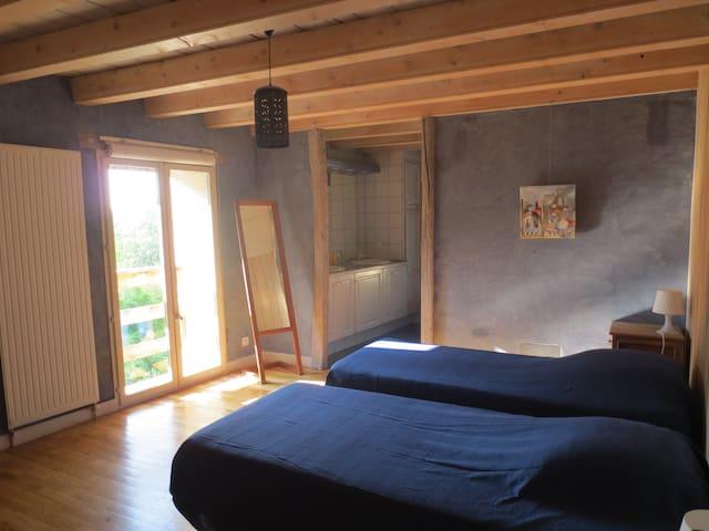 Le logis des Allymes - Ambérieu-en-Bugey - Maison