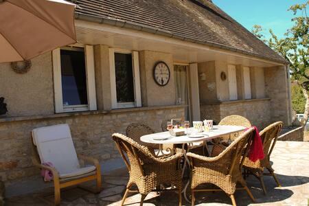 Charmante chambre d'hôtes l'Hospitalet Rocamadour - Rocamadour - Pension
