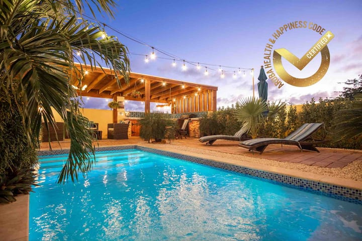Villa Mar: Charming and Modern 1 BR  with Pool 🏝