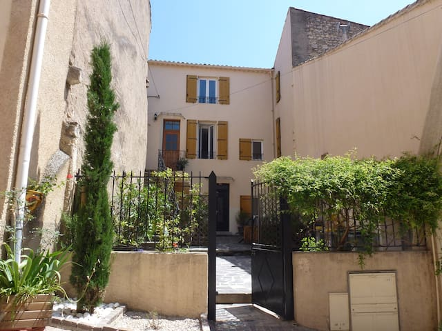 Comfortable Gite in historic part of  Village