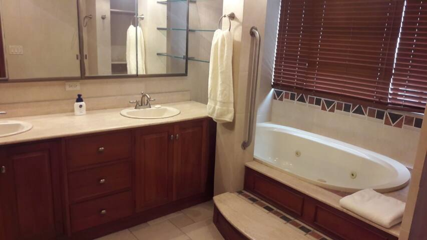 Big Bedroom with Private Bathroom in Paitilla
